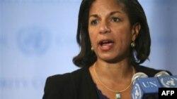 Посол США в ООН Сьюзан Райс