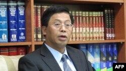 陈调和,亚东关系协会秘书长