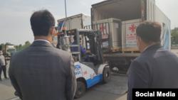 کابل ته د کروناویروس ضد چینایي واکسین رسیدل