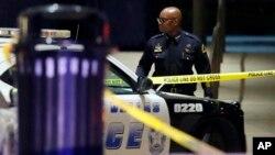 Mkuu wa polisi wa Dallas, David Brown.