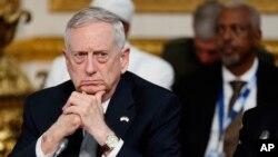 جیم متیس: ستراتیژی جدید نظامی امریکا برای افغانستان تحت غور قرار دارد، اما مهم است که در عوض عجله کردن، کار بدرستی صورت گیرد