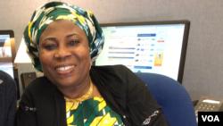 Madina Dauda, wakiliyar Muryar Amurka daga Abuja, Najeriya.