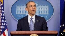 Presiden AS Barack Obama meminta wewenang dari Kongres guna mendeportasi ribuan imigran gelap anak-anak (30/6).
