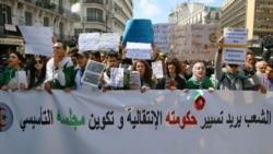 Mobilisation en Algérie malgré l'annonce du départ prochain de Bouteflika : L'analyse de Mahdi Alioui