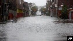 Μεγάλες πλημμύρες σε βορειοανατολικές πολιτείες των ΗΠΑ