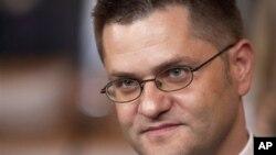 ο Υπουργός Εξωτερικών της Σερβίας, Βουκ Γιέρεμιτς