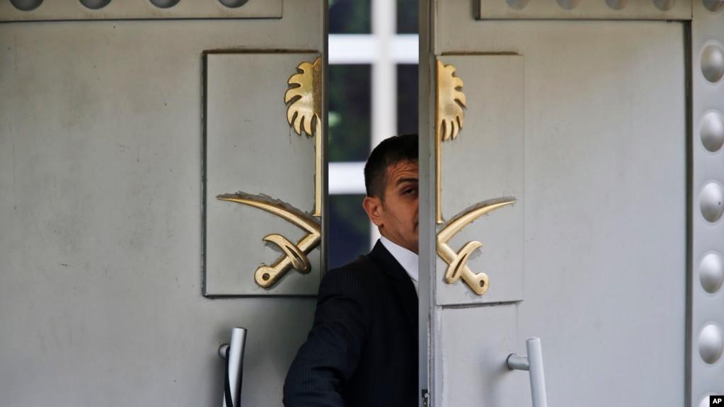 沙特记者失踪 土耳其调查人员将搜查沙特领事馆