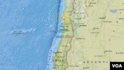 El sismo de magnitud 8.3 afectó siete regiones, especialmente la zonas de La Serena y Coquimbo.