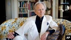 Tom Wolfe falleció a la edad de 87 años en su casa en Manhattan.