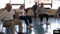 Parkinson's Boot Camp