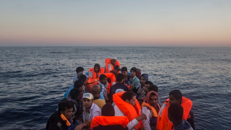 IOM: Migrant Deaths Reach New High in 2016