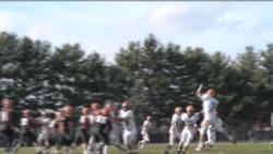 Sepak Bola SMA di Macomb, Illinois Amerika - VOA Sports Januari 2012