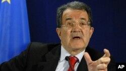 Mantan Perdana Menteri Italia dan Ketua Komisi Eropa, Romano Prodi ditunjuk sebagai utusan PBB untuk kawasan Sahel (foto: dok).