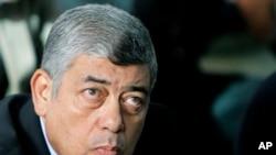 埃及内政部长穆罕默德.易卜拉欣