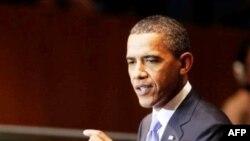Նախագահ Օբաման քննադատել է հանրապետականներին «START» պայմանագրի վավերացումը հետաձգելու համար