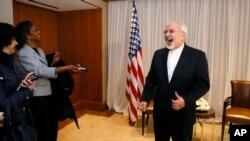 伊朗外長扎里夫準備與克里會晤