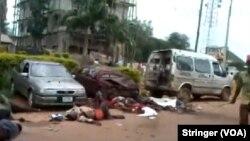 Hội Ân xá Quốc tế lên án tất cả các bên trong vụ xung đột về những vụ vi phạm nhân quyền, kể cả Boko Haram.