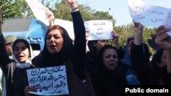 مهدیه گلرو فعال مدنی و دانشجویی