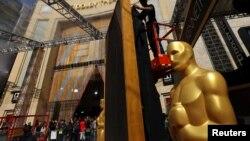 Academy Awards ke-89 di kota Los Angeles, California Minggu (26/2) malam diperkirakan akan menjadi salah satu upacara yang paling politis (foto: ilustrasi).