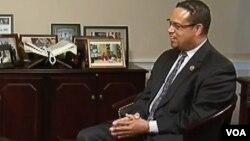 کیت الیسن اولین مسلمانیست که در کانگرس ایالات متحده راه یافته است