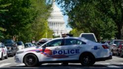 """美國國會警察逮捕""""當前存在的炸彈威脅""""調查中的嫌疑人"""