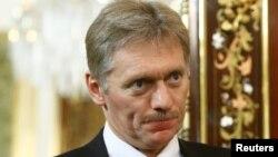 드미트리 페스코프 크렘린궁 대변인.