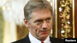 Juru bicara Presiden Rusia, Dmitry Peskov (foto: dok).