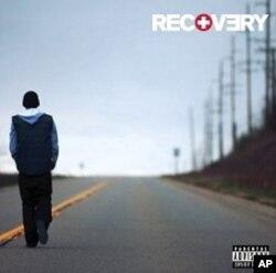 本周名列第十名歌曲: 饶舌歌手Eminem的Recovery