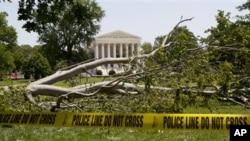 Вашингтон, 30 июня 2012 года.