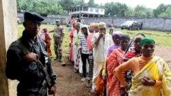 Manifestations réprimées aux Comores