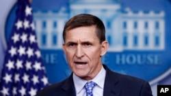 Exasesor de seguridad nacional Michael Flynn, en foto de archivo. El fiscal especial que investiga la interferencia de Rusia en las elecciones de 2016, recomendó que no se imponga sentencia de prisión a Flynn.