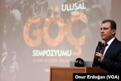 Mersin Belediye Başkanı Vahap Seçer