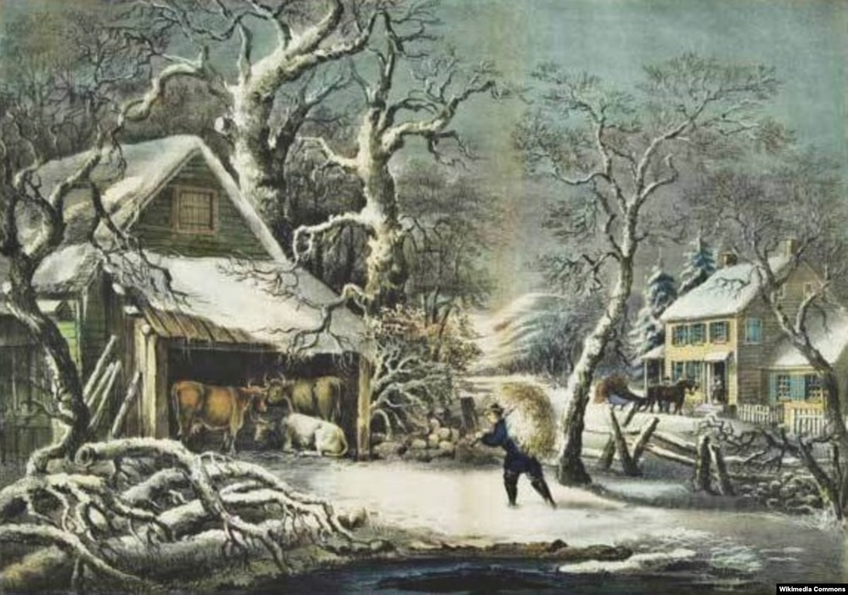 Christmas in 19th Century America - A Special Holiday