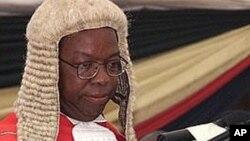 Chief Justice Godfrey Chidyausiku (File Photo)
