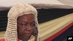Zimbabwean Chief Justice Godfrey Chidyausiku (File Photo)
