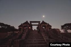Kompleks Candi Ratu Boko di Yogyakarta dibuka kembali awal Juni 2020 dengan protokol ketat. (Foto: PT TWC)