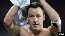 Le défenseur et capitaine de Chelsea John Terry