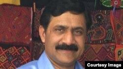 Ziauddin Yousafzai father of Malala Yousafzai