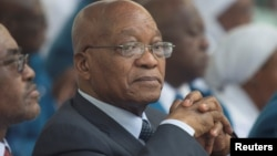 Mutungamiri weSouth Africa, VaJacob Zuma