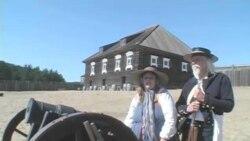 Форт-Росс: маленькая Россия в большой Америке