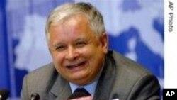 Presidente Polaco Morre na Rússia