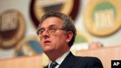 Bộ Trưởng Tài chánh Nông nghiệp và Thống đốc Ngân hàng Trung ương Colombia Jose Antonio Ocampo