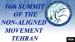Qoşulmama Hərəkatının Tehran sammiti