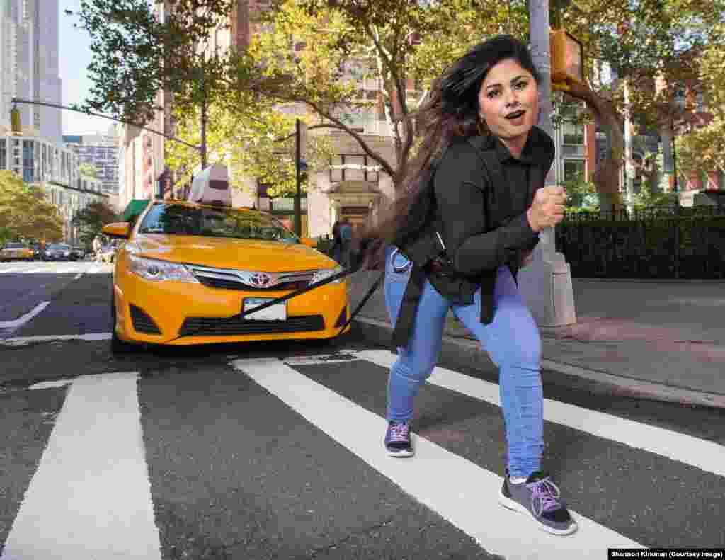 Нипа - Мисc Октябрь. Календарь нью-йоркских таксистов, 2018