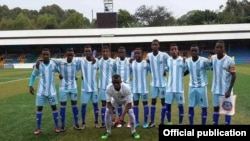 Somali under17 national football team