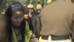 2012-03-01 粵語新聞: 流亡藏人抗議中國外長楊洁篪訪印