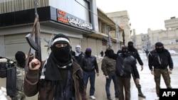 Şam'ın Banliyölerinde Kanlı Savaş