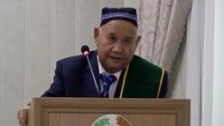 Tilshunos olim Abduvali Berdialiyev 80 yoshda