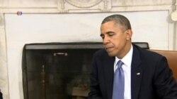 Sharif, Obama Meet at White House
