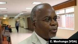 Zimbabwe Health Services Board Chairman Paulinus Sikosana